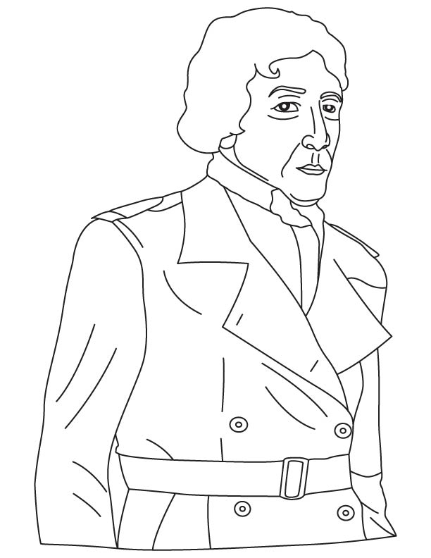 Ami Argand coloring pages