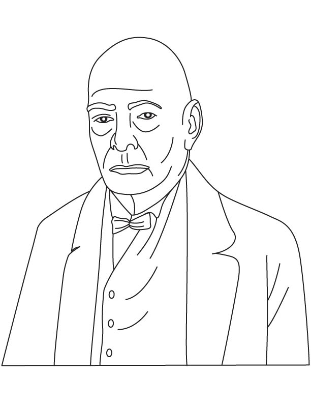 Anatoly Alexandrov coloring pages