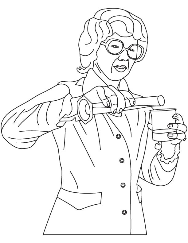 barbara askins coloring pages