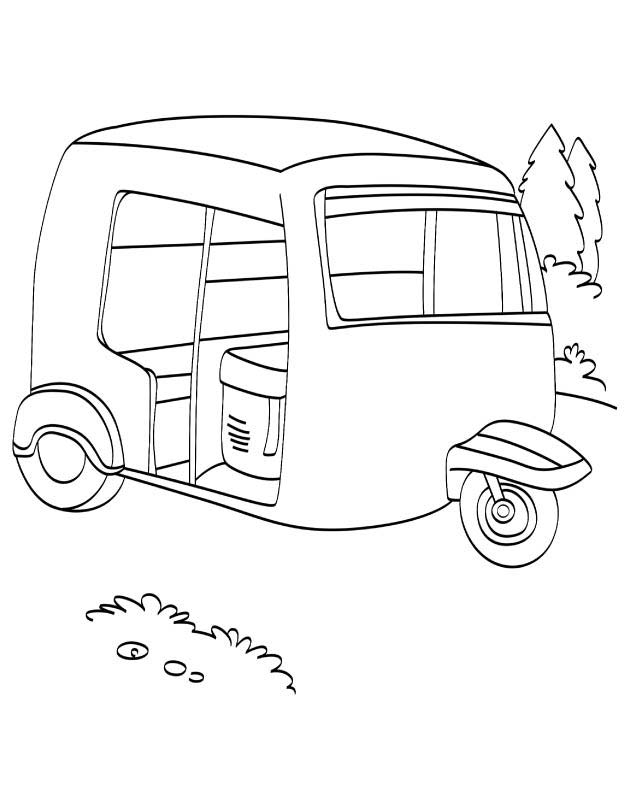 sketch coloring pages - photo#8