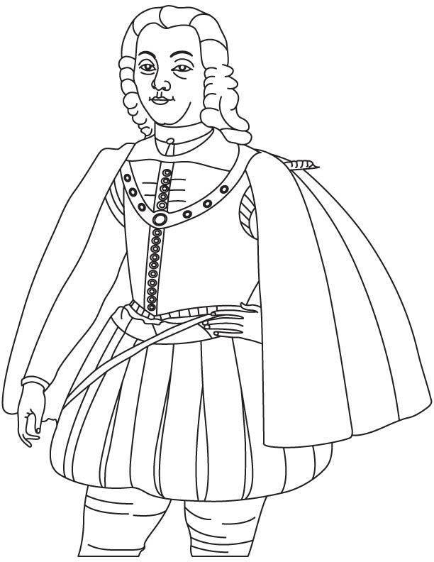 Bartolomeo Cristofori di Franceso coloring pages
