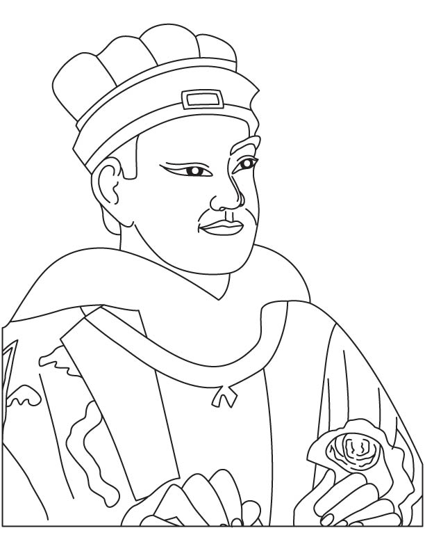Cai Lun coloring pages