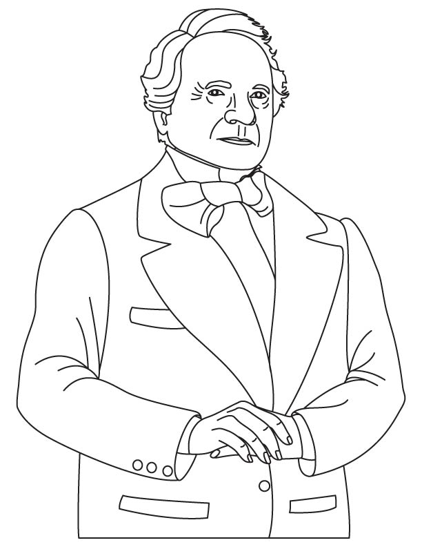 Charles Babbage coloring pages