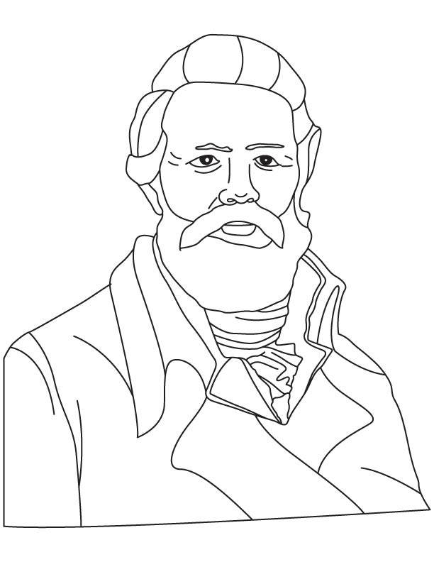 David Alter coloring pages