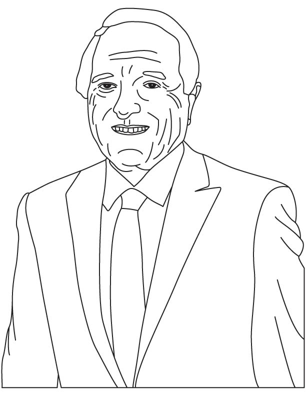 Douglas Carl Engelbart coloring pages