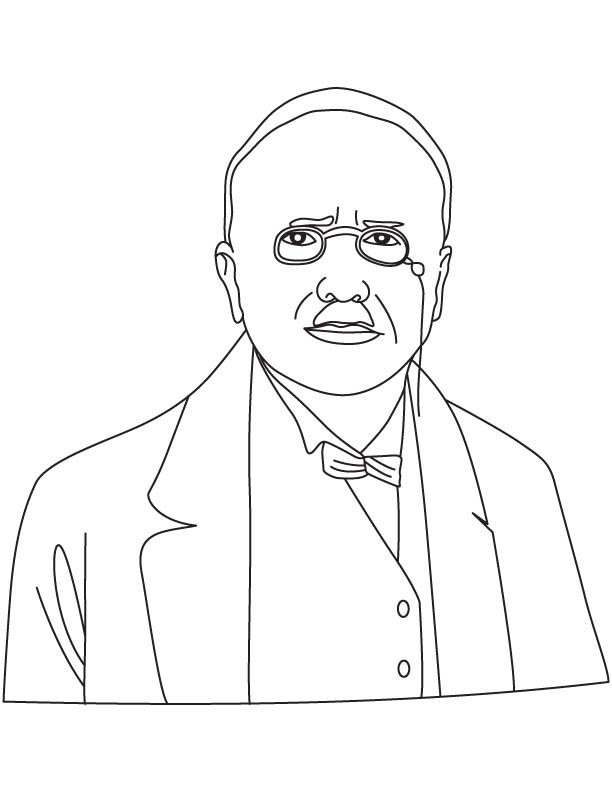 Edouard Branly coloring pages