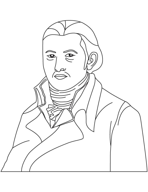 Edward Jenner coloring pages