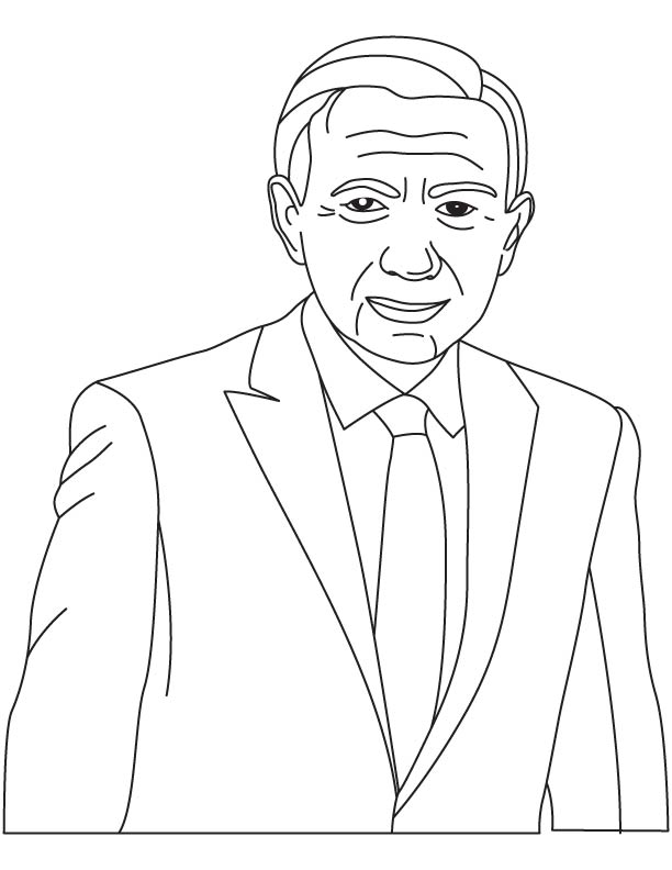 Edward Teller coloring pages