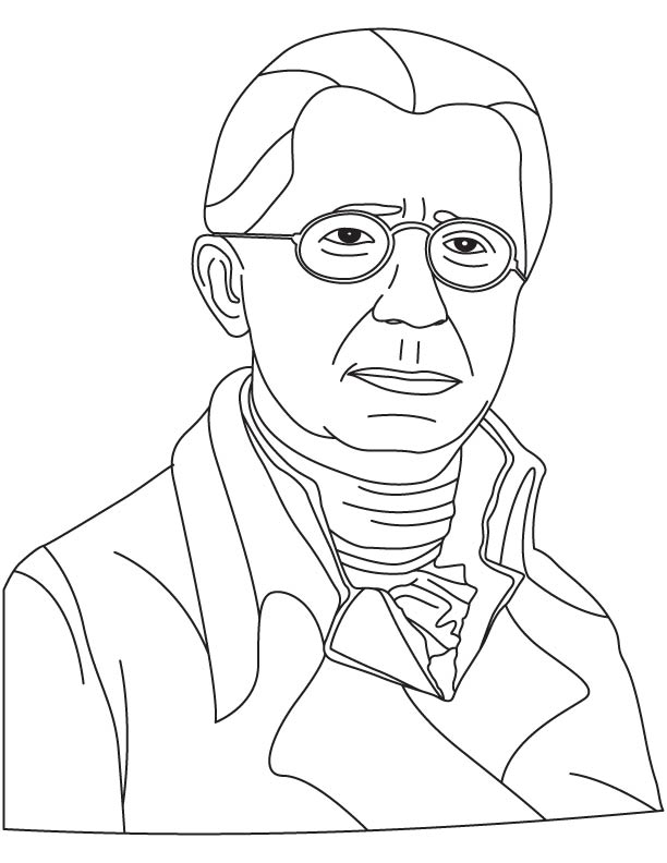Emile Berliner coloring pages