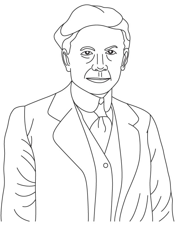 Genrich Altshuller coloring pages