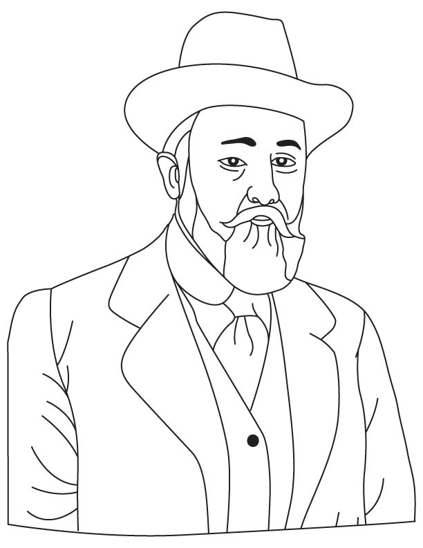 George De Bothezat coloring pages