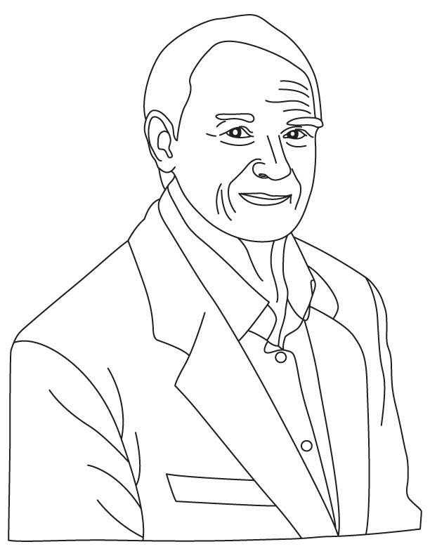 Gerd Binnig coloring pages