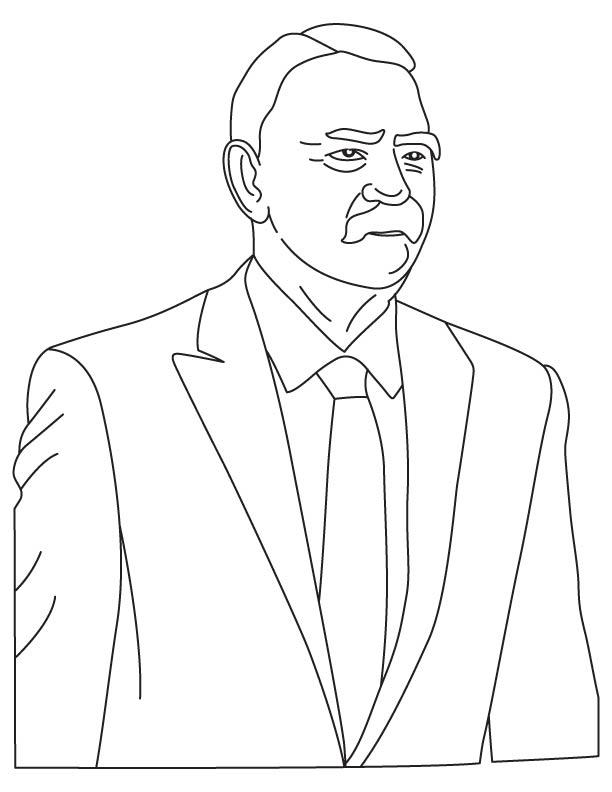 John Lambert coloring page