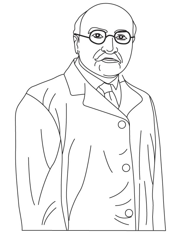 Leo Hendrik Baekeland coloring pages