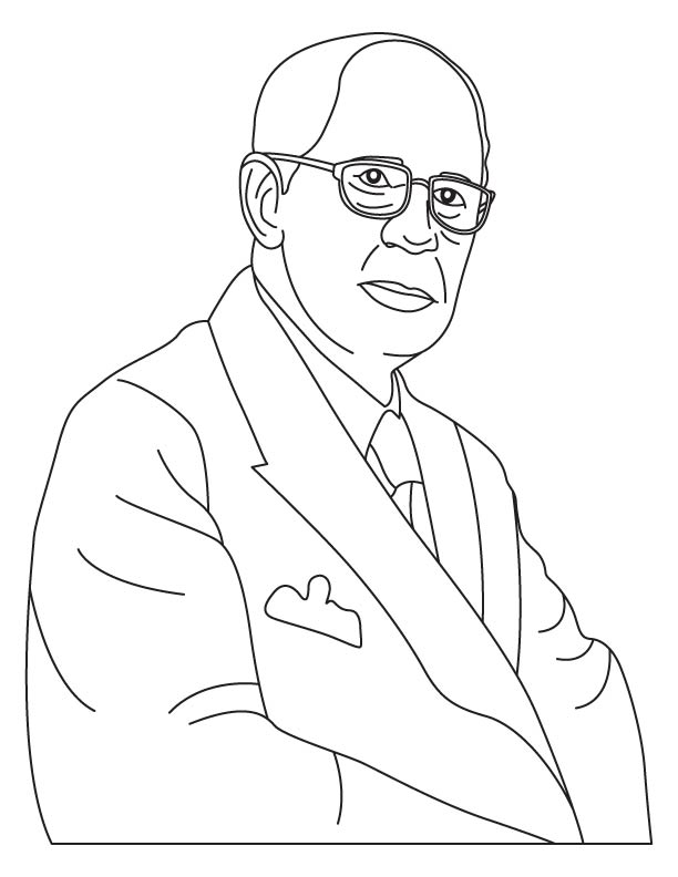 Lloyd Groff Copeman coloring pages