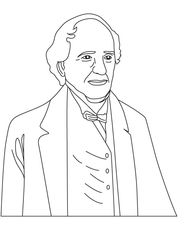 Neil Arnott coloring page