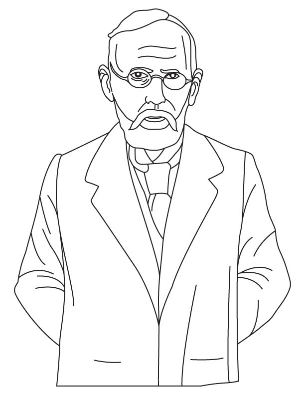 Paul Ehrlich coloring pages