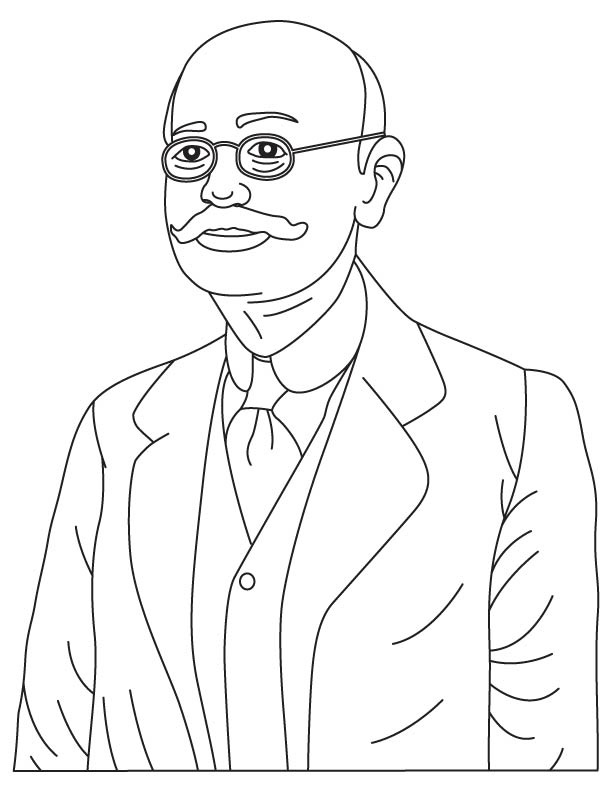 Philip H. Diehl coloring pages