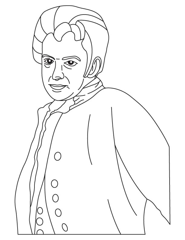 Robert Fulton coloring pages