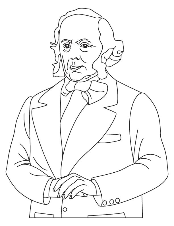 Sir Joseph Lister coloring pages