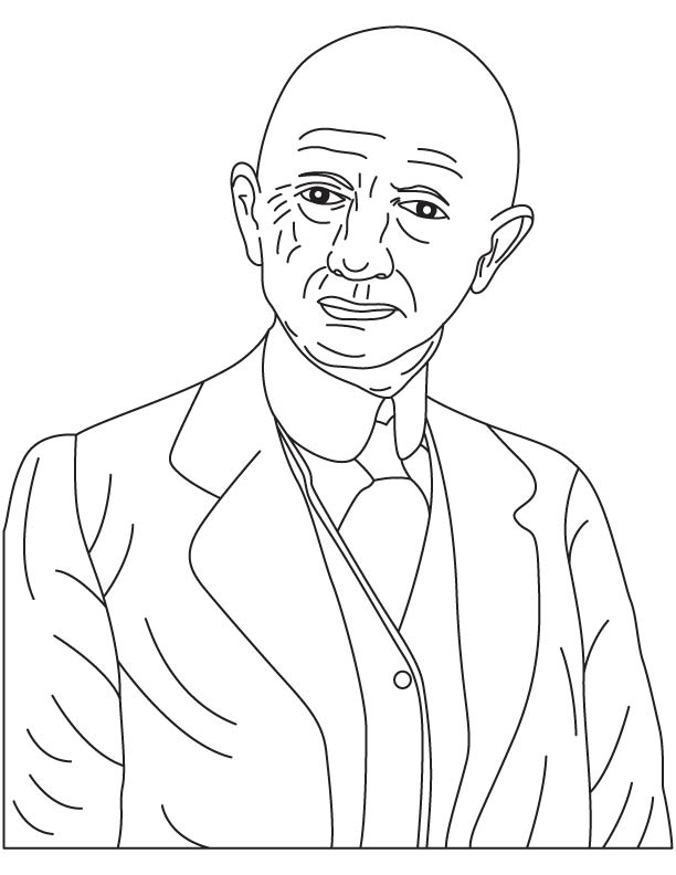 Vitally Abalakov coloring pages