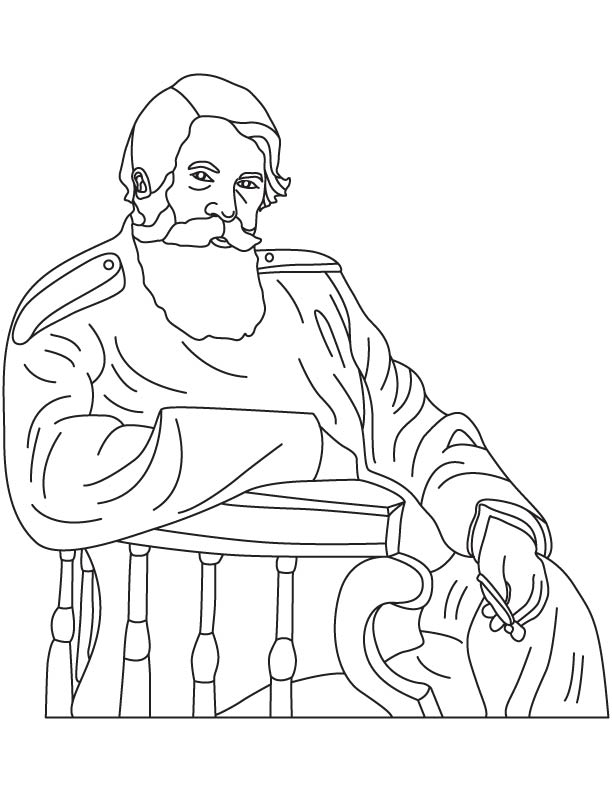 Vladimir Bekhterev coloring pages