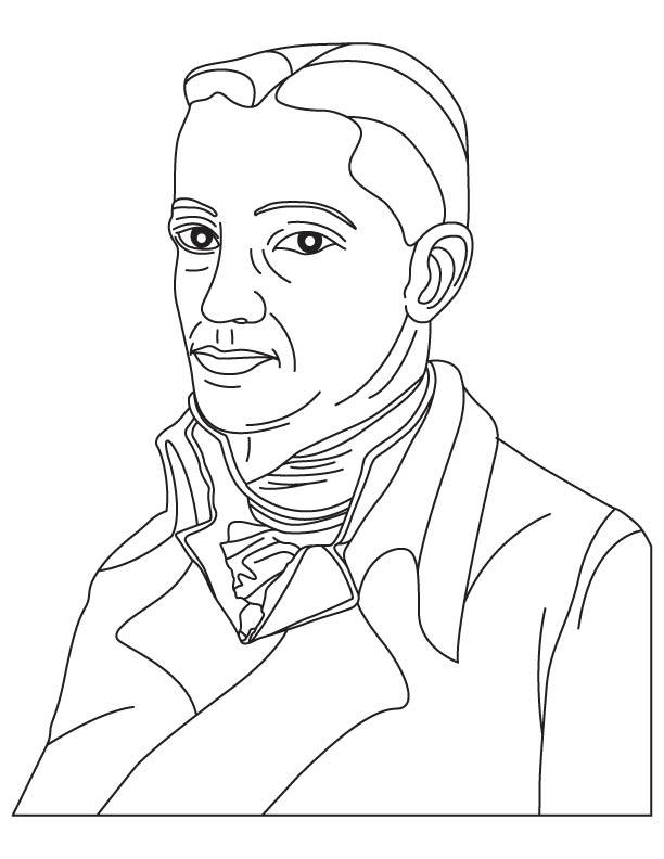 Vladimir Davidovich Baranoff-Rossine coloring pages
