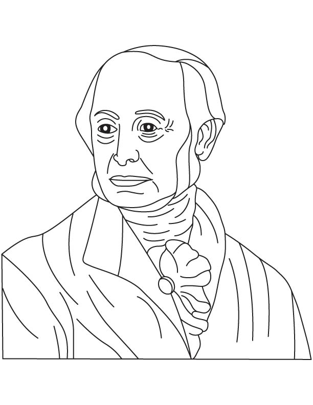William George Armstrong coloring pages