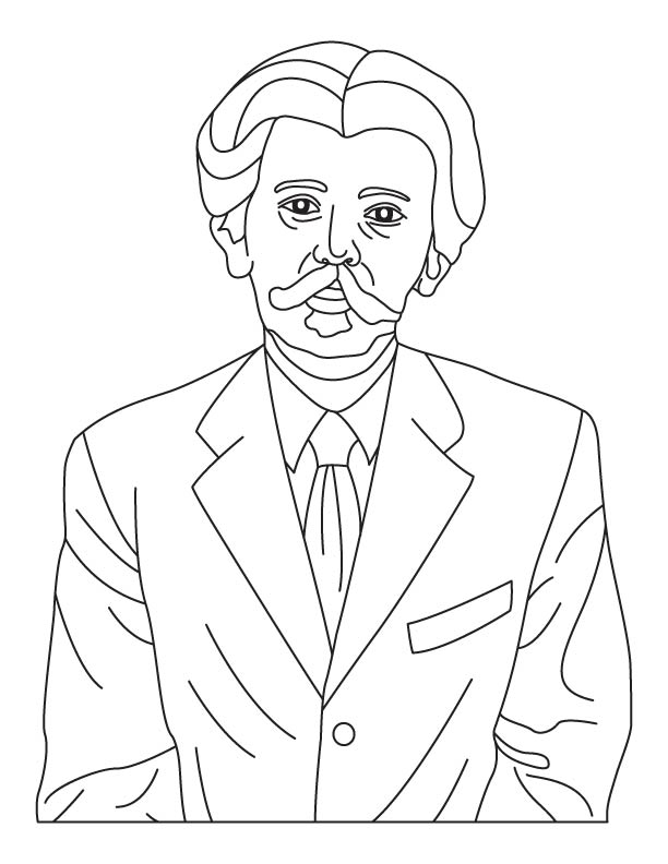 William Kennedy Laurie Dickson coloring pages