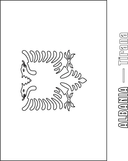 European flags coloring pages | Free Coloring Pages | 652x520