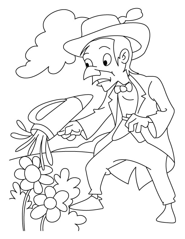 Arbor day coloring pages download free international arbor