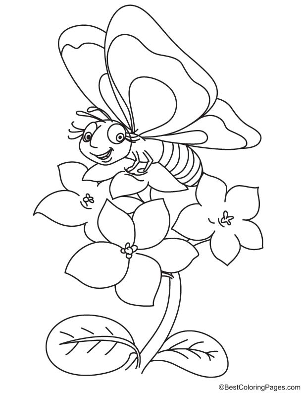 Violet coloring pages coloring pages for Violet coloring page