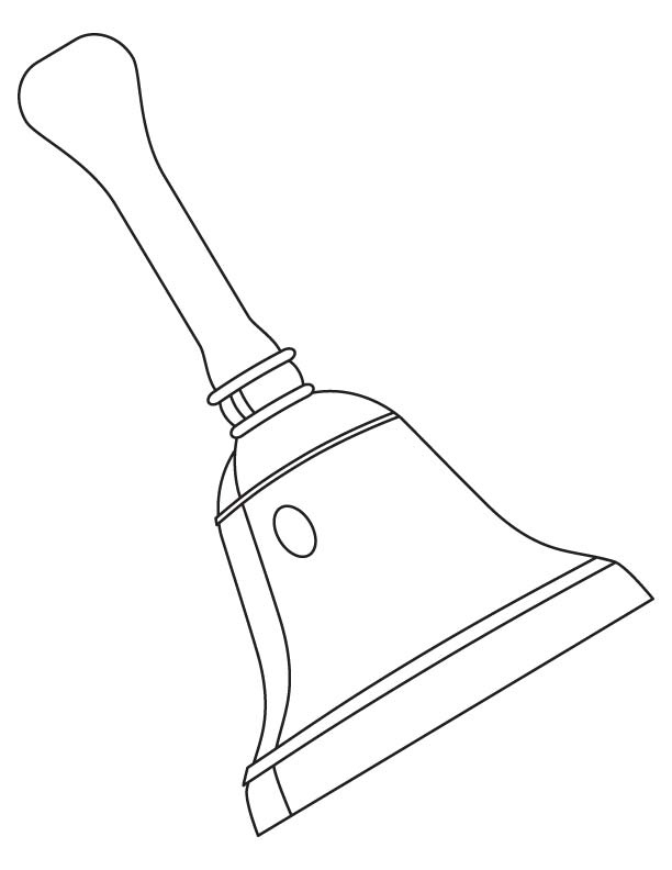 free coloring pages of old telephone