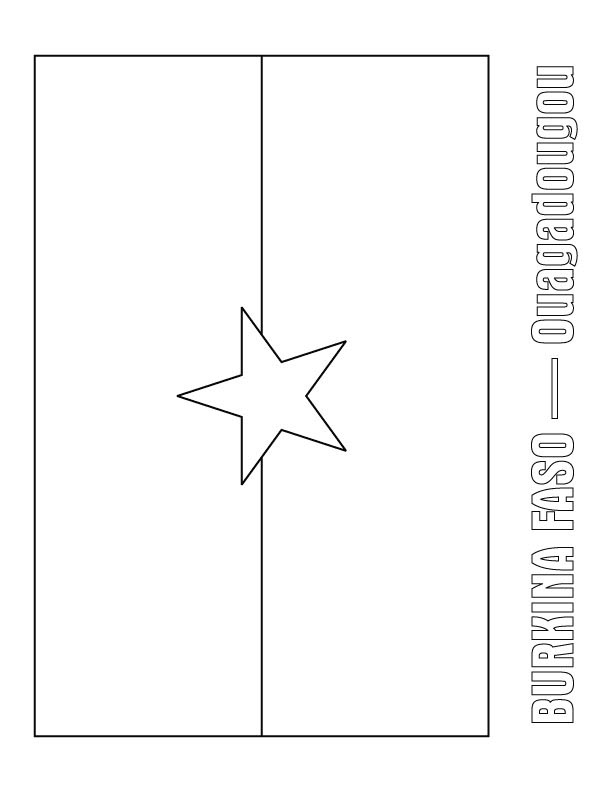 Burkina faso flag coloring page download free burkina faso flag Angola Flag Information Flags of the World Coloring Pages Morocco Flag Coloring Page