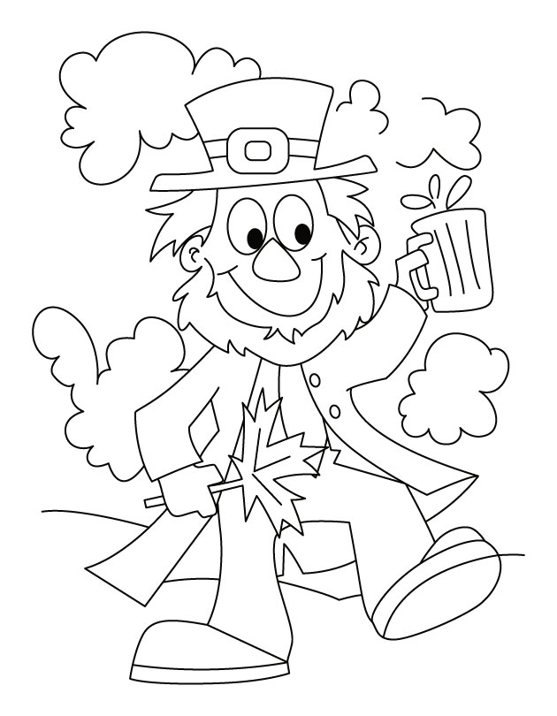 I know what it is to be Canadian coloring pages
