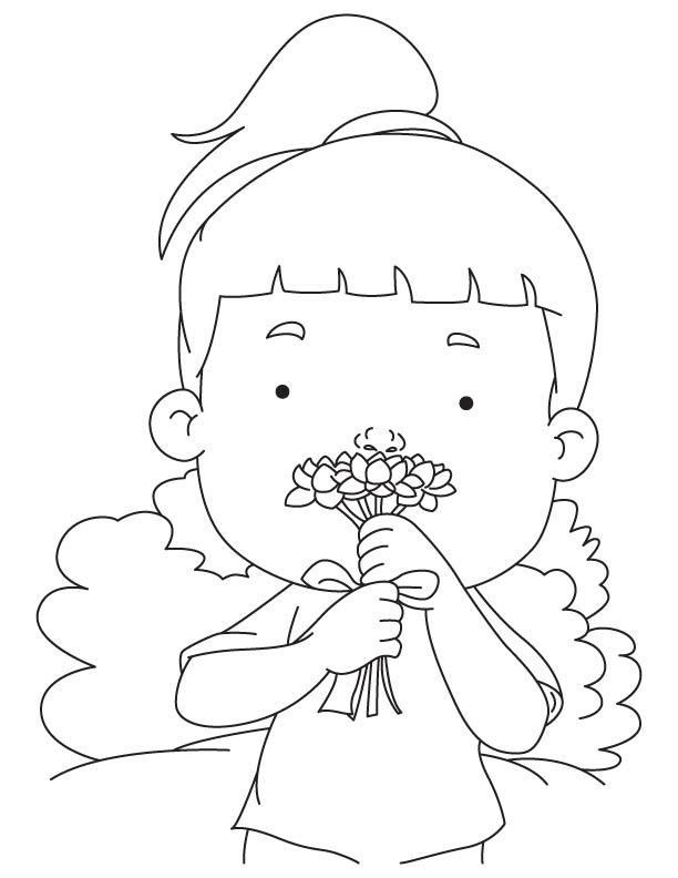 lisa frank coloring pages chinese girl Coloring4free - Coloring4Free.com   792x612