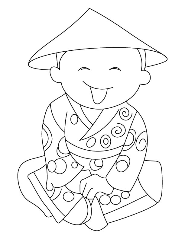 Happy Chinese New Year coloring page Download Free Happy Chinese