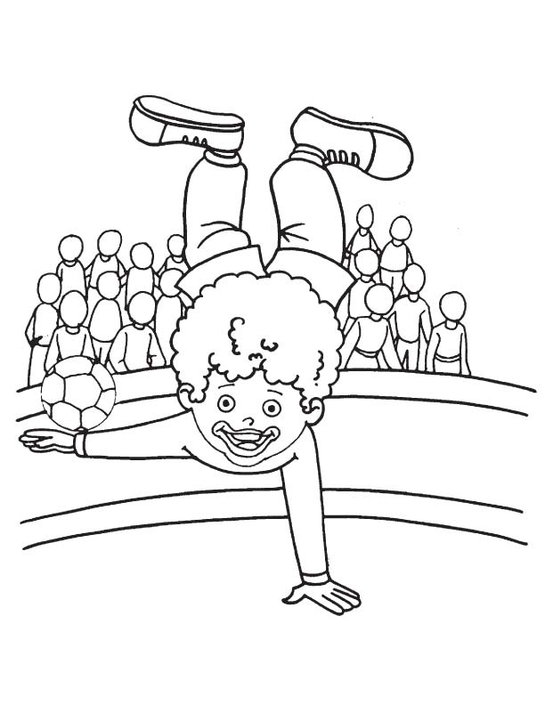 acrobat coloring pages - photo#7