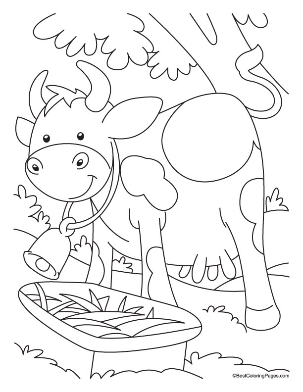 cow color pages - search results for cow mask coloring sheet calendar 2015