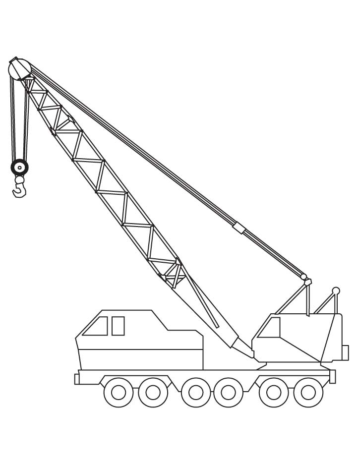 Crane Coloring Pages 2 Download Free Crane Coloring