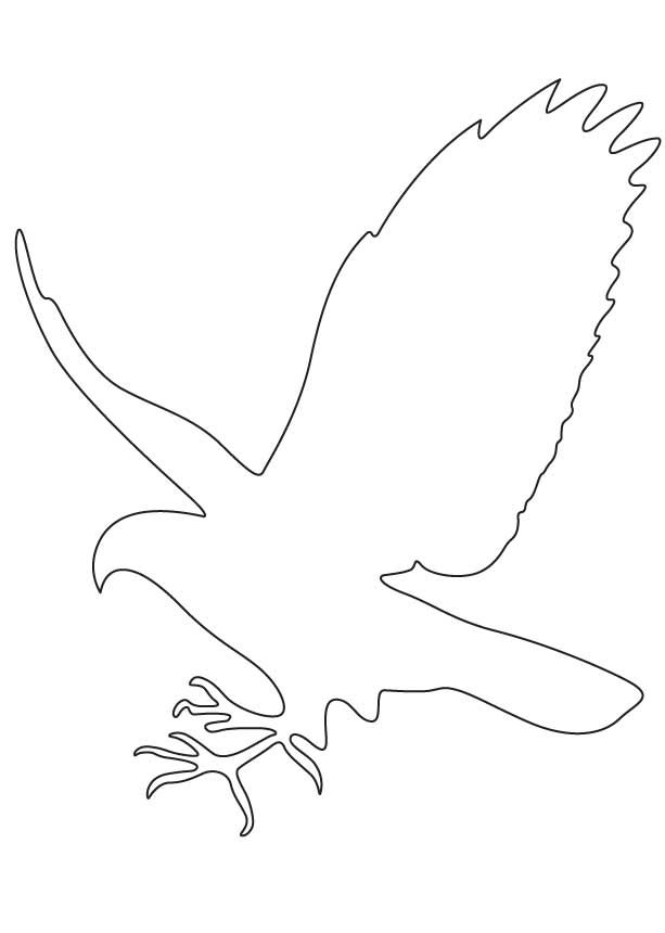 falcon coloring pages - photo#23