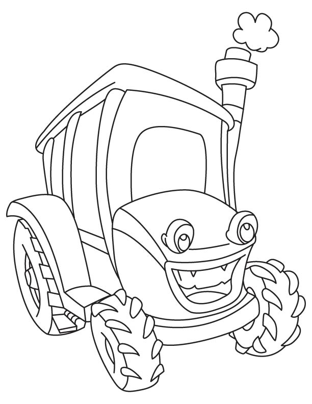 water truck coloring pages - photo#9