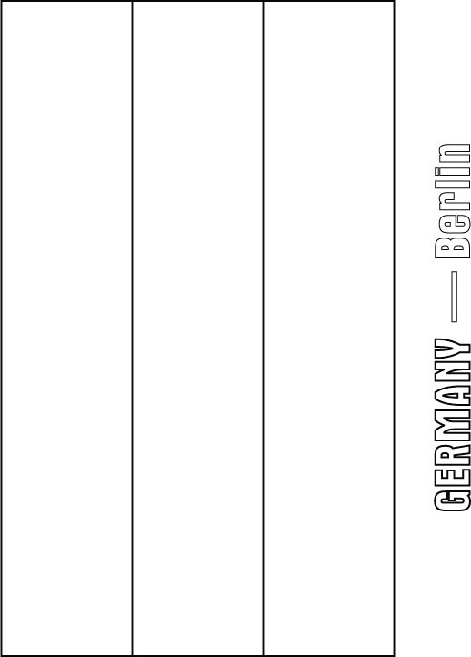 Germany Flag Coloring Page Download Free Germany Flag Coloring