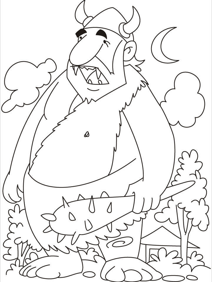 Super giant coloring pages | Download Free Super giant coloring ...