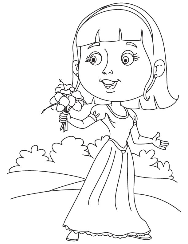 yellow hibiscus coloring pages - photo#13