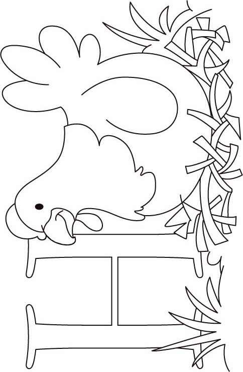 h coloring pages for kids - photo #12