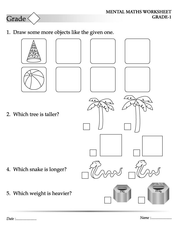 Draw some more objects like the given one