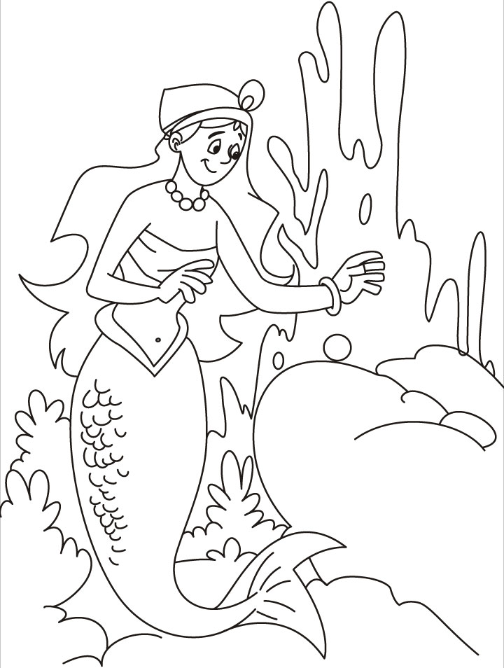 ... Free aquatic creature coloring pages for kids | Best Coloring Pages