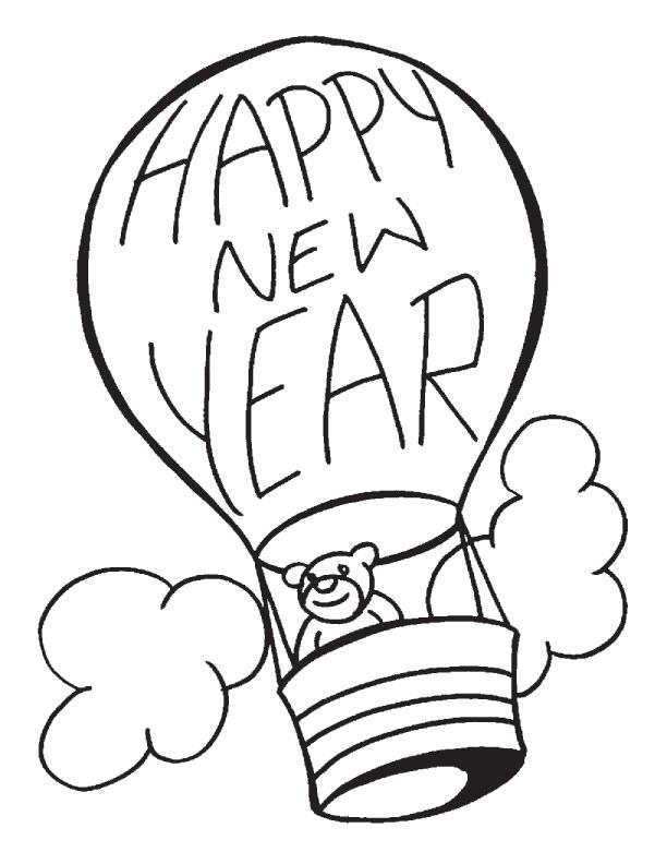 Hot air balloon coloring pages | Download Free Hot air balloon ...