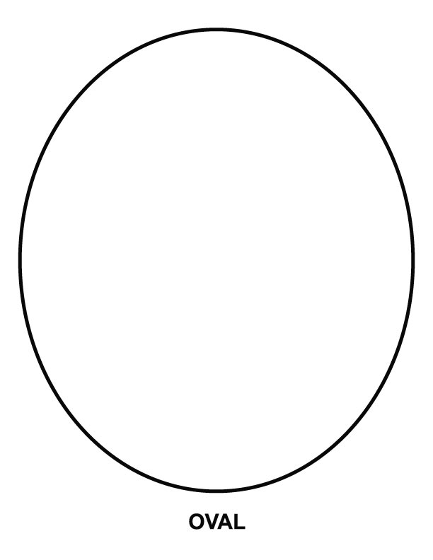 Oval Coloring Page Download Free Oval Coloring Page For Oval Coloring Page